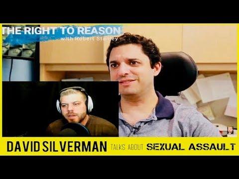 David Silverman Talks About Sexual Assault