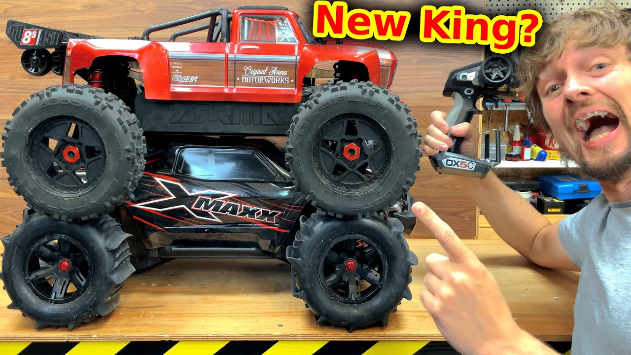 Download Building the new WORLD's best RC Car