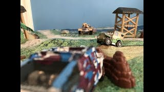Cars Adventures 20-10-Sarge in the Army (Veteran