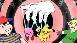 Smash Bros Afterlife! (Smash Ultimate Animation) | ArcadeCloud