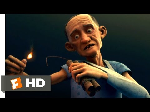Monster House (9/10) Movie CLIP - The Right Thing To Do (2006) HD