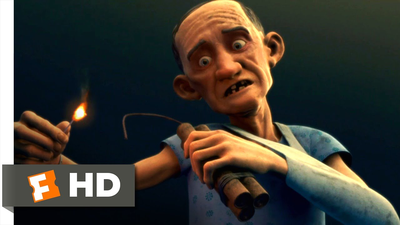 Monster House 9 10 Movie Clip The Right Thing To Do 2006 Hd