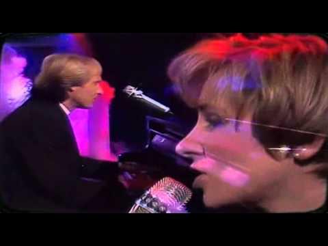 Claudia Jung & Richard Clayderman  Je taime mon amour Wie viele Stunden hat die Nacht 1994