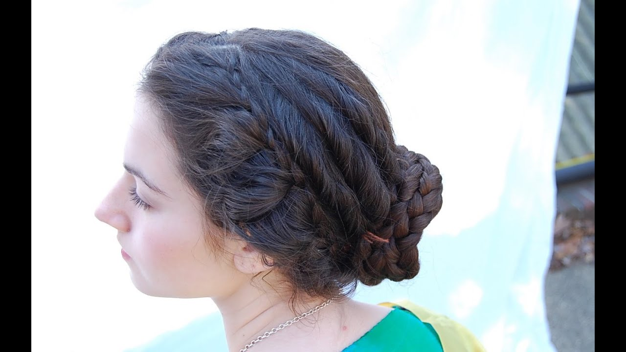 roman style hair the hairstyles of faustina the younger 4247 | maxresdefault
