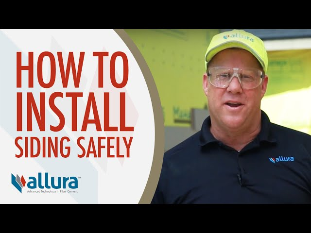 How To Safely Use Tools for Fiber Cement Installation - Allura USA