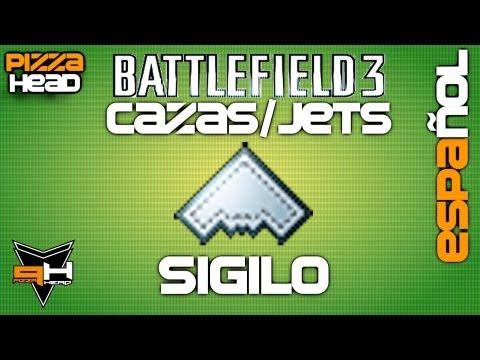 Guía BF3: Jets #3: Sigilo [ Tutorial ] [ PizzaHead ] Cazas a Reacción