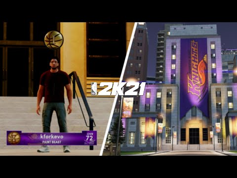 HOW TO CHANGE AFFILIATIONS IN NBA 2K21 NEXT GEN