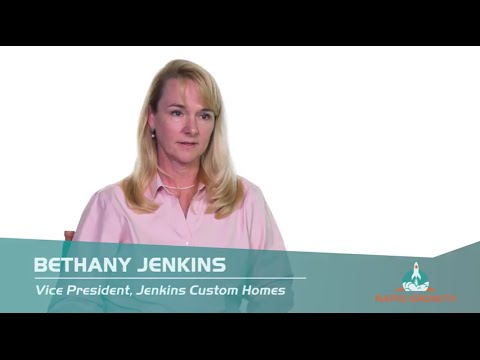 Matthew Pollard Rapid Growth Speaker - Business Marketing Training -  Bethany Jenkins Testimonial