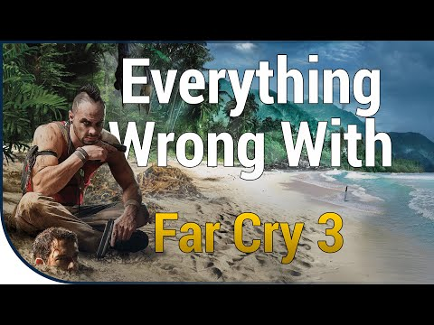 GAME SINS | Everything Wrong With Far Cry 3