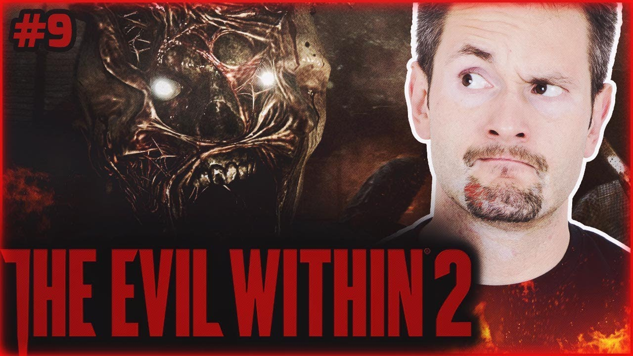 MAMMO GDZIE JEST AMMO!? | THE EVIL WITHIN 2 | HORROJKI GAMEPLAY #9