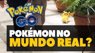 O FUTURO DO POKÉMON GO? NIANTIC REAL WORLD