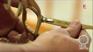 9b4d7176625272 Sciences - Des lunettes en barrique de champagne   QuozTube
