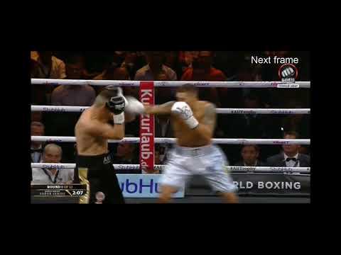 World Boxing Super Series - Oleksandr Usyk Film study vs Marco Huck