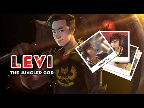 GAM Levi - The Jungler God | Pro Player Montage - Funny Moments