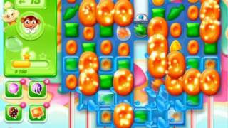 Candy Crush Jelly Saga Level 744 - NO BOOSTERS ***