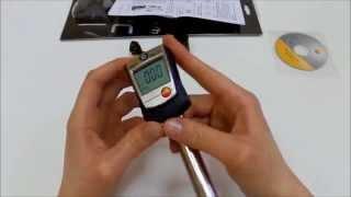 видео термоанемометр купить