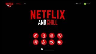 Netflix and Chill - Sex education on Netflix