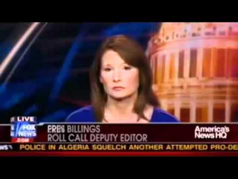 Roll Call's Erin Billings on Fox News Channel 3-5-11