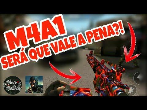 FWD, M4A1... SERÁ QUE VALE A PENA OU NÃO?!!