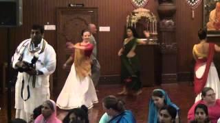 2014- 24 Hour Kirtan in New Vrindavan - Kirtan by HG Ananta Govinda and HG Acyuta Gopi DD