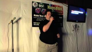 KeysDAN   Who Can It Be Now {Karaoke by KeysDAN} 3