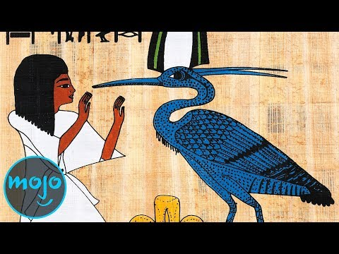 Top 5 Egyptian Mythical Creatures
