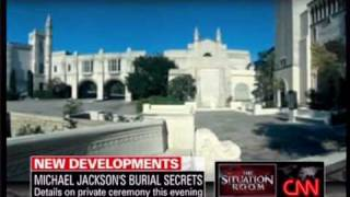 Michael Jackson Burial Secrets