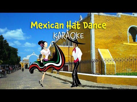 Mexican Hat Dance (Version for Children) | Free Karaoke Nursery Rhymes with Lyrics