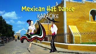 Mexican Hat Dance (for children - lyrics video for karaoke)