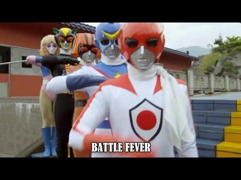 Kaizoku Sentai Gokaiger La Pelicula | Transformación en Sentai Battle Fever J [2]