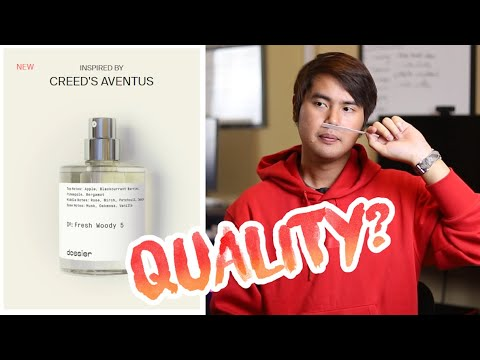 $29 Creed Aventus & Oud Wood | Dossier Fragrances Overview
