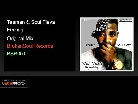 Teaman & Soul Fleva - Feeling (Original Mix)