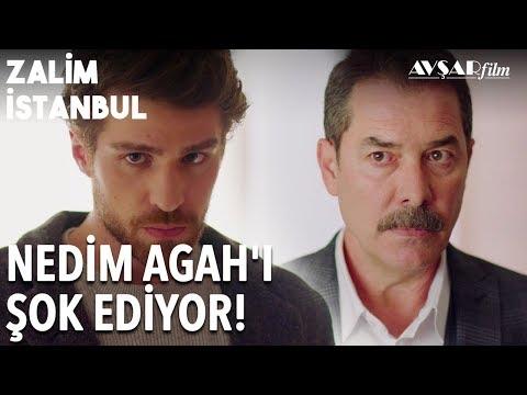 Nedim'den Agah'a Büyük Sürpriz! | Zalim İstanbul 19. Bölüm