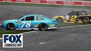 """Radioactive: Charlotte Roval  - """"Aww Hell, He Hit You There. (Expletive) Idiot!"""" 