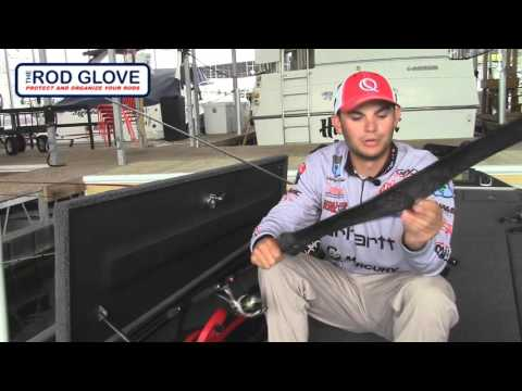 Pro Bass Elite Jordan Lee talks about how he uses The Rod Gloves