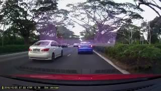 """VIP"" police convoy"