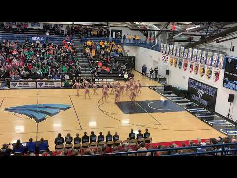 Sartell Dance Team Jazz 2019