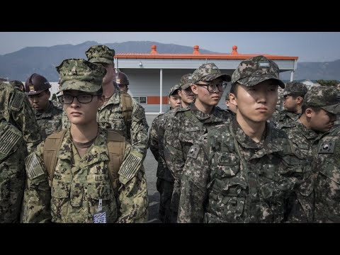 US, South Korea Begin Joint Military Exercises