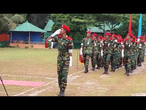 Bangladesh National Cadet Corps(BNCC)/ Battalion Training Exercise 2016/17HD