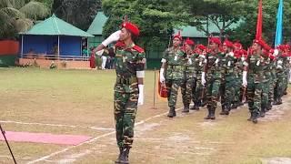 Bangladesh National Cadet Corps(BNCC)/ Battalion Training Exercise 2016/17HD