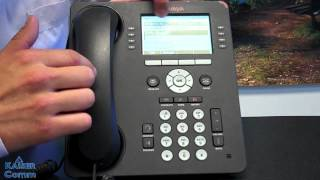 Overview of the 9504 and 9508 Digital Phones for Avaya IP Office