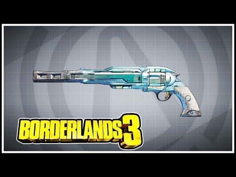 The Duc Borderlands 3 Legendary Showcase