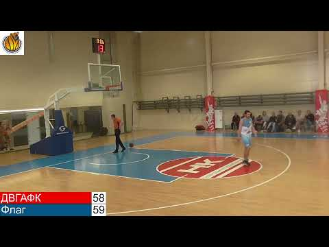 Федерация Баскетбола Хабаровского края Live Stream