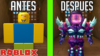 become a great warrior in this game of ROBLOX 💪 [Monster Hunter Simulator]