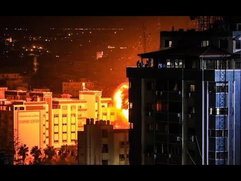 تصعيد القصف المتبادل بين حماس وإسرائيل  - نشر قبل 3 ساعة