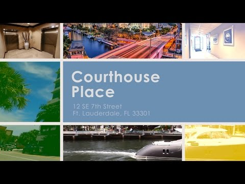 Courthouse Place Marketing Video