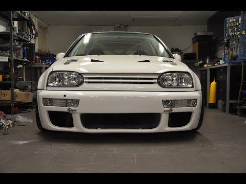 Volkswagen Golf MK3 Race Car Project