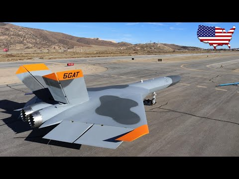 US 5G Target Drone, to Mimic Enemy Stealth Fighters, Ready for First Flight