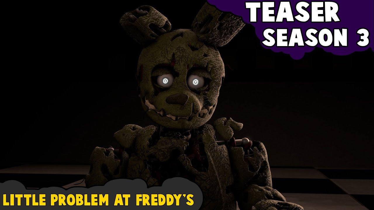 [TEASER 2] Little Problem At Freddy's Season 3