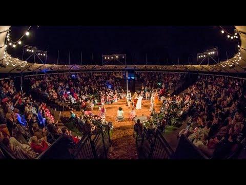 Grosvenor Park Open Air Theatre 2017